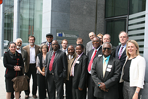Progress on defining EU-Africa Research and Innovation partnership  on food & nutrition security and sustainable agriculture