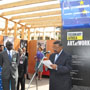 Speech of President Jean PING during the opening ceremony of ART AT WORK's photo exhibition