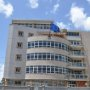 The Eu to AU delegation building in Addis Ababa, 50 meters from the African Union headquarters
