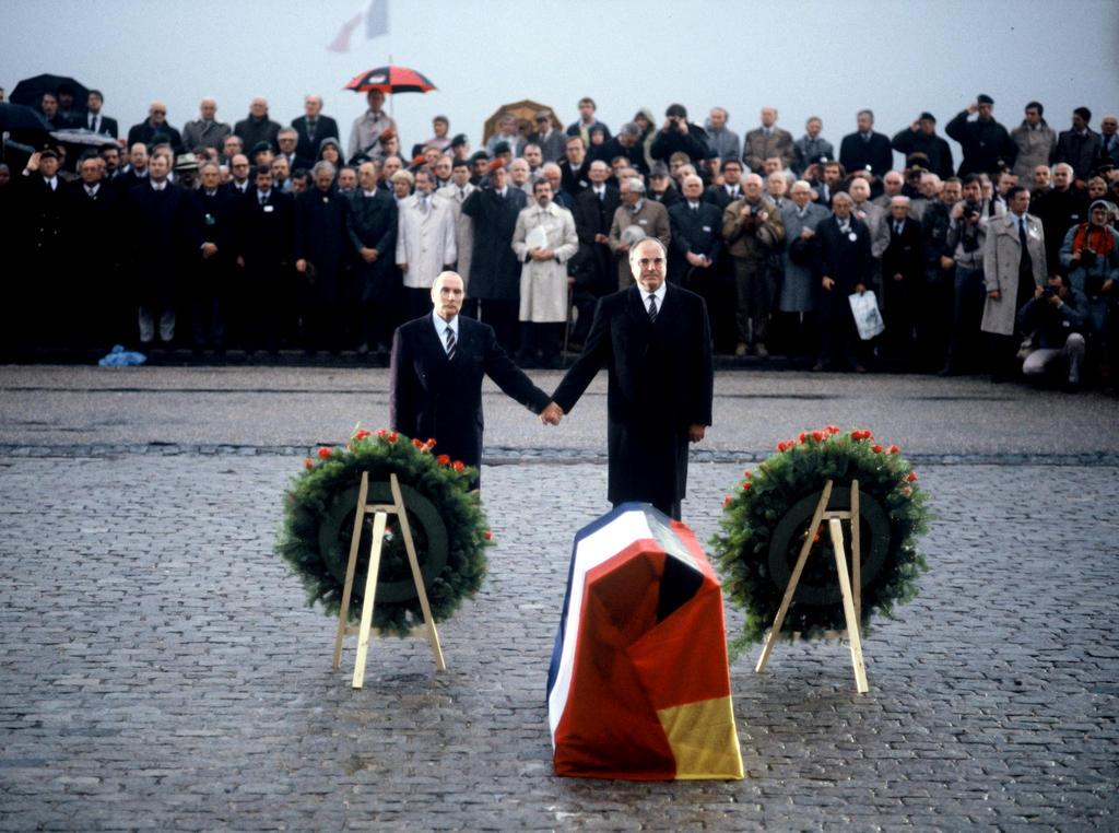 FRANCE AND GERMANY CELEBRATE 50 YEARS OF FRIENDSHIP