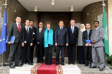17 April 2011 - Visit of the High Representative, Catherine Ashton, to the Gulf