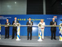 Ms Maria Castillo, Head of Office of the European Union to Hong Kong and Macao is one of the officiating guests at the opening ceremony of the Hong Kong Education and Careers Expo 2012. – 9 February 2012