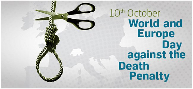 20141010-World and Europe Day against the Death Penalty