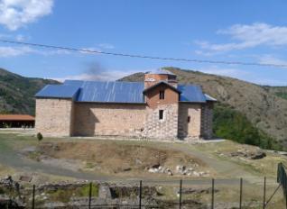 Banjska Monastery