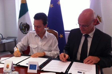 European Union signs cooperation agreement in the field of social cohesion with the state of Chiapas