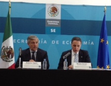 The EU and Mexico sign MoUs in the fields of SMEs, raw materials and Industrial Cooperation