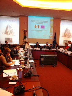 European Union and Mexico initiated the 3rd high Level dialogue on Human Rights