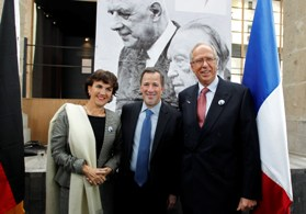 Celebration of the Fiftieth Anniversary of the Elyseum Treaty on Franco German Friendship