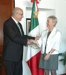 EU Ambassador meets with the Mexican Minister of Environment
