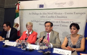 Third High Level Dialogue on Climate Change EU- Mexico