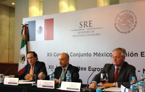 XII meeting of the Joint Committee between the European Union and Mexico