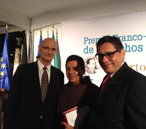 "Awarding of the ""Gilberto Bosques"" Human Rights Prize"