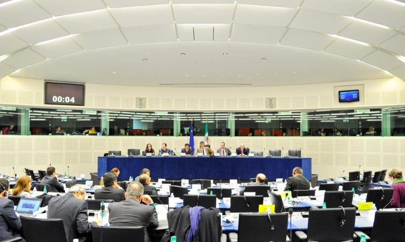 XVI Meeting of the Joint Parliamentary Committee European Union – Mexico