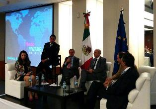The European Union and México collaborate in a new stage for Information and Communications technology (ICT).