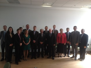 European Union Trade Councillors analyse business opportunities in Jalisco.