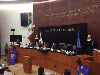 Opening of the XX Joint Parliamentary Committee EU-Mexico