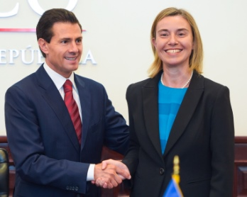 Mexico and the European Union announced the start of negotiations for the Modernization of the Bilateral Legal Framework