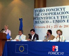 "Marie-Anne Coninsx, Head of the EU Delegation in Mexico, opens ceremony of ""Foncicyt Forum on Scientific and Technologic Cooperation European Union Mexico"" San José del Cabo, MX"