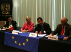 "Opening Ceremony of the ""Diploma on European Comunity Law"", Facultad de Estudios Superiores (FES) Acatlán (U.N.A.M)Event details about..."