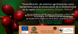 The EU Delegation in Mexico visits projects in the state of Chiapas