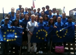 Rally 2011, the EU and its External policy, UNAM