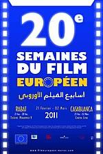 Affiche Les semaines du film européen