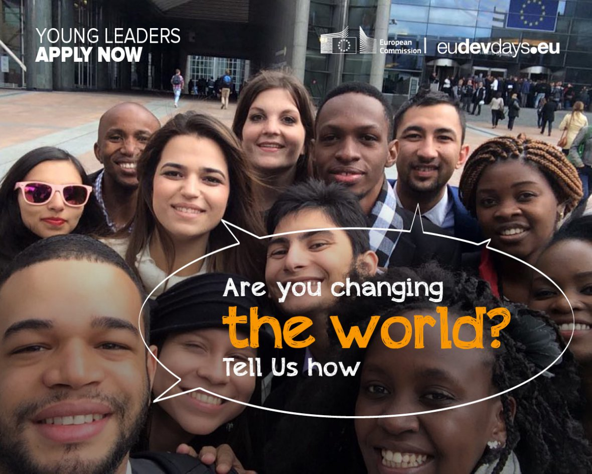 EDD 2016 Young Leaders Programme