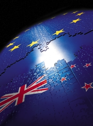 """The EU and New Zealand: shared values in a complex world"""