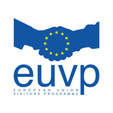 Applications for the 2015 European Union Visitors' Programme (EUVP) are now open!