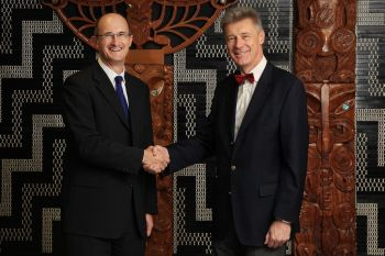 Framework Agreement Negotiations Launched with New Zealand