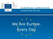 Video Competition: We Are Europe. Every Day.