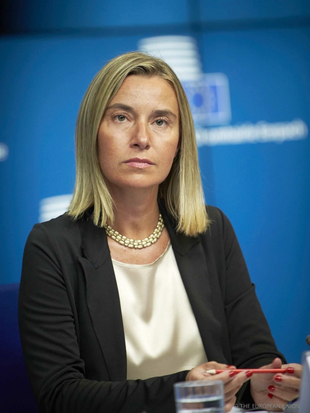 Statement by the High Representative/Vice president Federica Mogherini on an agreement by the International Syria Support Group co-chairs