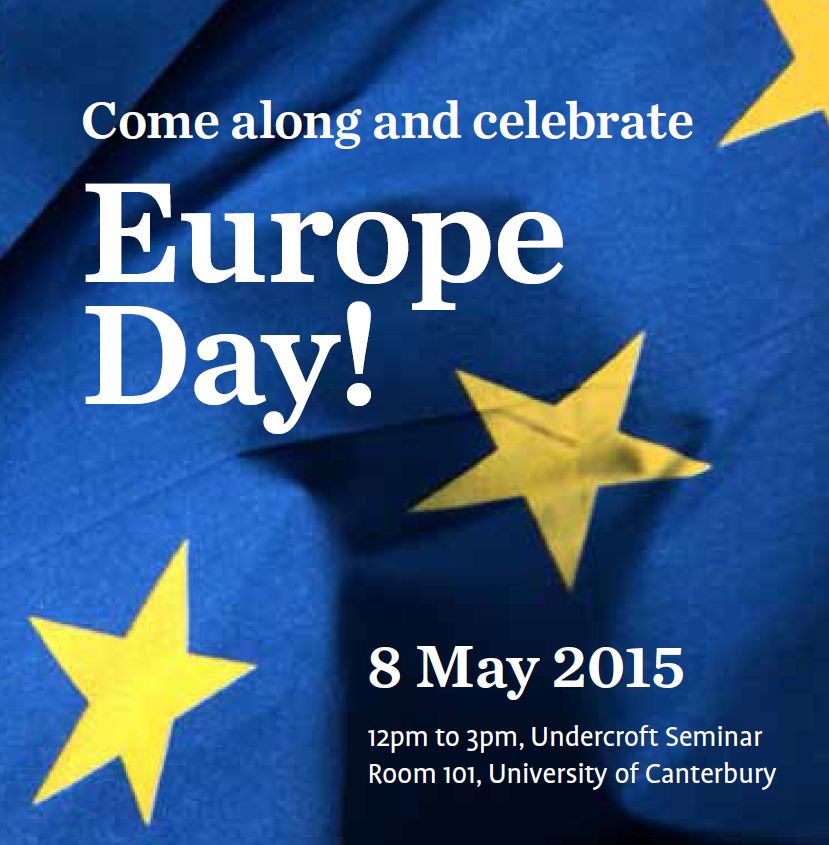Europe Day 2015 Christchurch