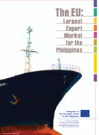 The EU Largest export market for the Philippines