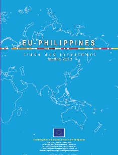 EU-Philippines trade and investment factfile 2013