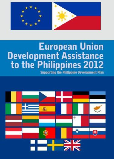 European Union Development Assistance to the Philippines 2012: Supporting the Philippine Development Plan