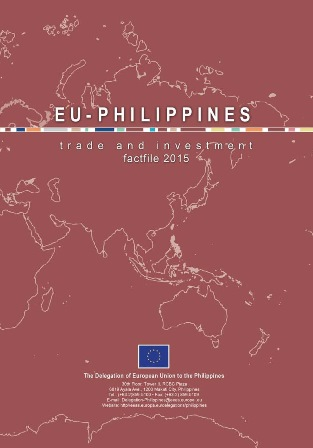 EU-Philippines Trade and Investment factfile 2015