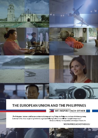 EU & The Philippines. We inspire each other