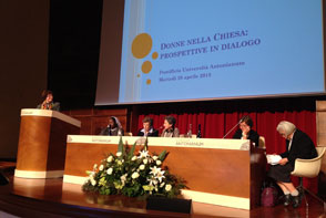"EU Delegation sponsor the seminar on ""Women in the Church: prospects for dialogue and reflection"""