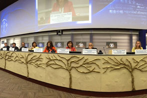 EU-FAO joint event on Climate Change as part of Europe Day