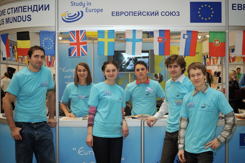 Education and Career Fair in Moscow