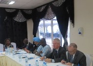 Workshop on Independent Evaluation of Budget Support to Sierra Leone