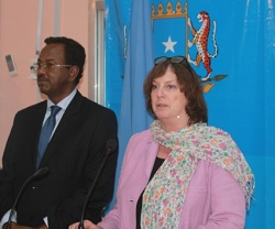 Somalia values strategic partnership with EU