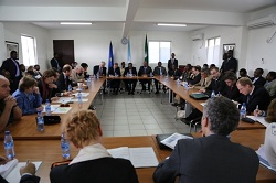 EU Political & Security Committee visits Somalia