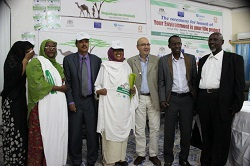 MDG - New Environment Programme to tackle food insecurity in Puntland