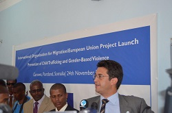 Puntland, the EU and its partners, united against gender based violence in Somalia