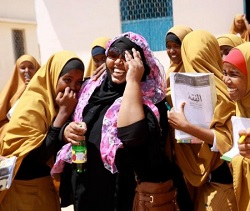 The scholarships that change young girls' life in Puntland