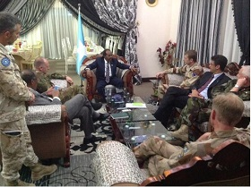 EU Military Committee strengthens EU partnership with the Somali Federal Government in the security sector