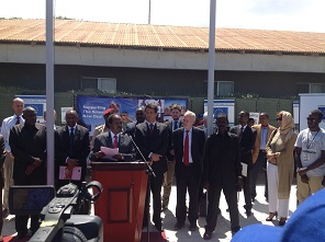 Celebrating Europe Day in Mogadishu on 9th of May – a New Deal to rebuild hope in Somalia