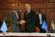 Somalia and EU sign Somalia's first National Indicative Programme